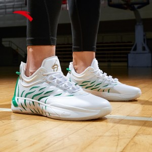 "2020 Anta x Gordon Hayward GH 1 ""Home"" Low Basketball Sneakers"