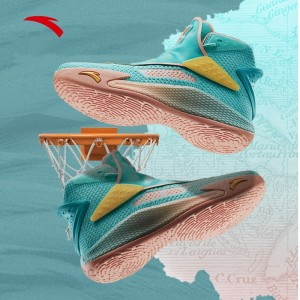 2020 Anta KT5 - 'BAHAMAS' Klay Thompson Basketball Sneakers