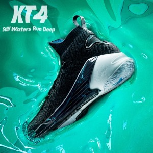 "Anta KT4 Klay Thompson Men's Basketball Sneakers - "" Still Waters Run Deep """