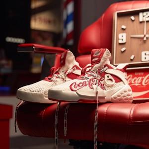 Anta X Coca cola Women's Fashion Casual Sneakers