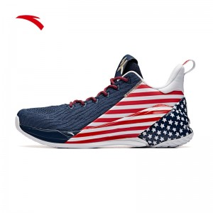 "Anta KT4 Klay Thompson Final Low ""Independence Day"""