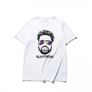 "Anta 2020 KT Klay Thompson ""Klay Theism"" T-Shirt"