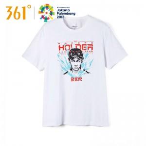 Jakarta Palembang 2018 Asian Games Sun Yang's Gold medal T-Shirt