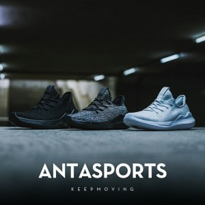 Anta 2018 Summer Men's Light Sports Lifestyle Sneakers