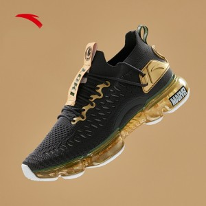 "2019 New Anta x Marvel ""Loki"" Men's Running Sneakers"