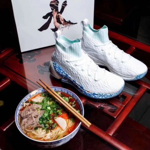 "Anta 2019 Klay Thompson KT4 ""Lanzhou Beef Noodles"" Basketball Shoes"