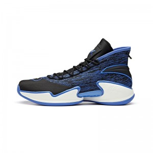 2020 Spring Anta KT5 Klay Thompson Basketball Sneakers - Blue/Black