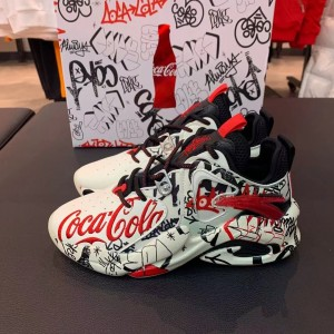 Anta x Coca Cola Badao 2020 威峰 Limited Casual Lover Sneakers