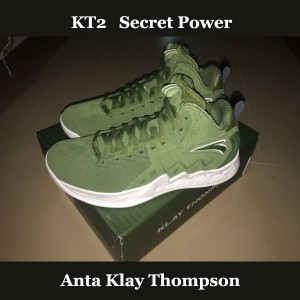 "Anta 2017 KT2 Klay Thompson ""Secret Power"" Basketball Shoes"