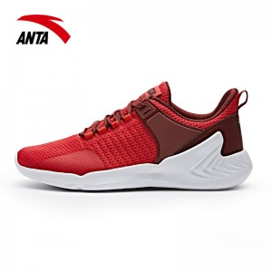 2017 Manny Pacquiao X ANTA Men's Boxing Training Shoes - Red/White