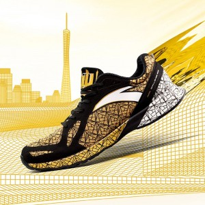 "Anta 2019 Marathon Men's Professional Sports Running Shoes - ""广州 Guangzhou"""