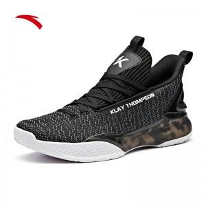 Anta KT4 Klay Thompson 2019 Light Men's Basketball Shoes - Black/Grey
