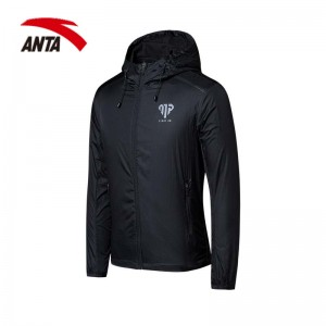 Anta x Manny Pacquiao Mens Boxing Training Hoodie Anta Sports Jacket