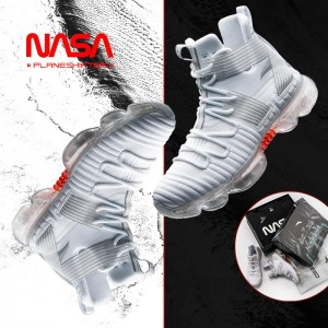 Anta Seeed Series NASA 60th Anniversary Men's Basketball Fashion Sneakers