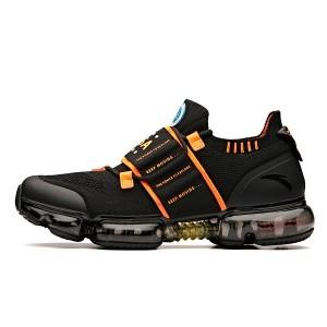 """Anta X NASA SEEED Series """"Zero Bound"""" NASA 60th Anniversary Men's Running Shoes - Black/Orange"""