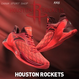 "Anta 2017 Rajon Rondo RR5 ""Houston Rockets"" NBA Basketball Shoes"